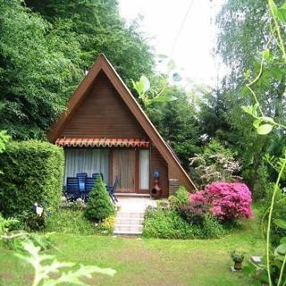 Haus Waldparadies - Finnhütte - Otzberg