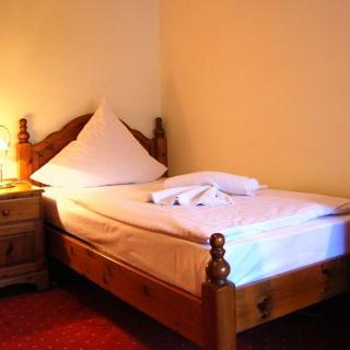 Hotel Heiderose auf Hiddensee - Einzelzimmer - Vitte