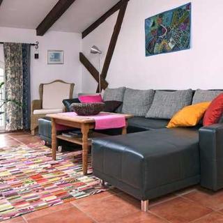 Ferien am Schloss Duckwitz - Wohnung 1 - das Pferd - Duckwitz