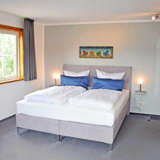 Hotel Insel Glück am Nationalpark Jasmund - Doppelzimmer mit  Balkon und Aufbettung - Hagen