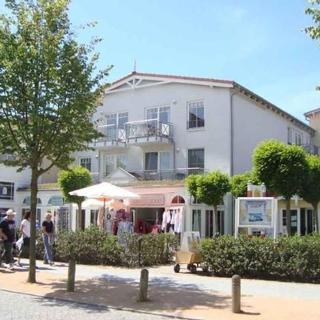 Appartements in Kühlungsborn-Ost - (84) 2- Raum- Appartement-Strandstraße 32 - Kühlungsborn