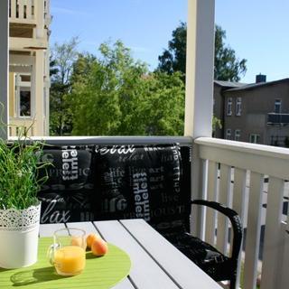 Appartements in Kühlungsborn-West - (289) 3- Raum- Appartement  Strandschlösschen 14 - Kühlungsborn
