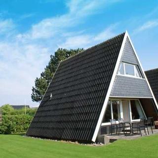 Zeltdachhaus mit W-LAN in Strandnähe - Parkplatz direkt vor dem Haus - Damp