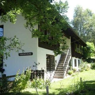 Landhaus Sonnenhof - Ferienwohnung B - Ehrwald