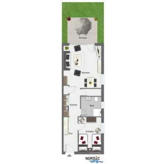 Papillon Wohnung 18-4 - Pap/18-4 Papillon Wohnung 18-4 - Boltenhagen