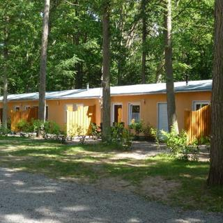 Ferienpark Bernstein - Ferienwohnung Seestern 1 mit einem Schlafzimmer - Dranske