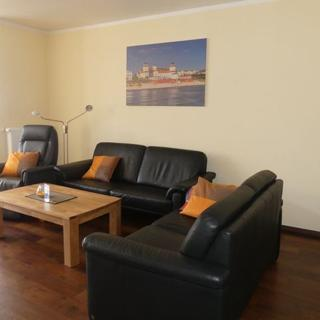 Ferienwohnung Haus Liebeskind 02 im Ostseebad Binz auf Rügen - 2-Raum-Wohnung - Binz