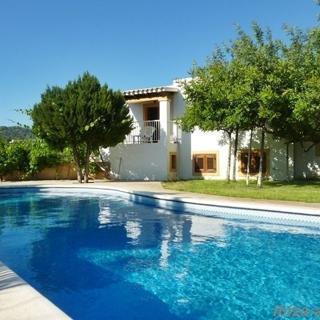 101 Finca in ruhiger Lage mit grossem Pool und Meerblick - Cala Vadella