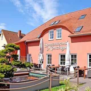 Das kleine Hotel und Ferienwohnungen auf Mönchgut! - 3-Raumferienwohnung (H) - Lobbe