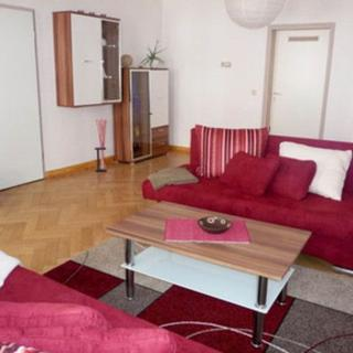 Ferienwohnungen im Haus  Zur güldenen Schaar - FeWo 1 Margerite / 1. OG - Erfurt