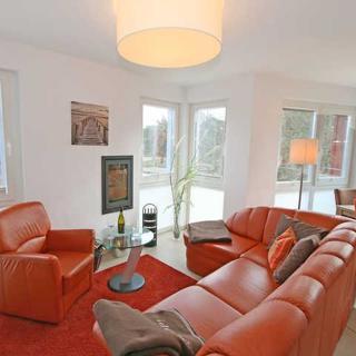 Strandvilla Baabe F 635 WG 26 mit 2 Balkonen - Strandvilla Baabe WG 26 mit 2 Balkonen - Baabe