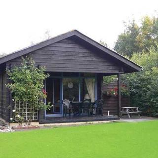 Blockhaus - ideal bis 4 Personen - TV im Schlafzimmer - Blockhaus - wenige Meter bis zum Strand - Damp