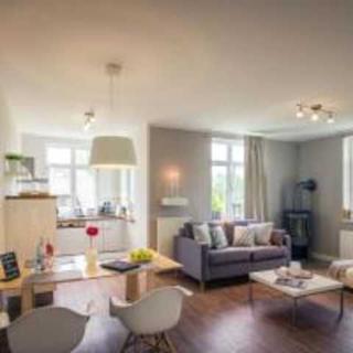 "Gutshaus Krummin - Stilvolles Appartement ""Brombeere"" - Krummin"