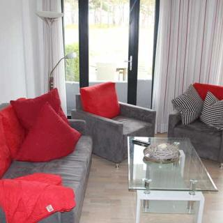 """Strandresidenz Appartement Kormoran A07 in Prora - Appartement """"A07"""" 96 m² bis 5  Erw. + 1 Kleinkind (bis 3 J.) - Prora"""