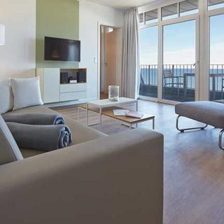 Aparthotel Anna Düne 3-45 - waah3-45 Aparthotel Anna Düne 3-45 - Wangerooge