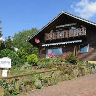 Ferienhaus Talblick - Ferienhaus Talblick - Ferienwohnung im Dachgeschoss - Fladungen