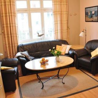 """Appartementhaus """"Sanssouci"""" - (197) 2- Raum- Appartement-Strandstr. 34 - Kühlungsborn"""