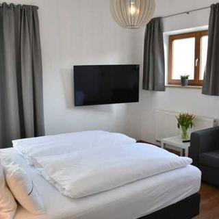 Sieben Quellen Gästehaus am Starnberger See - Zimmer 3 - Starnberg