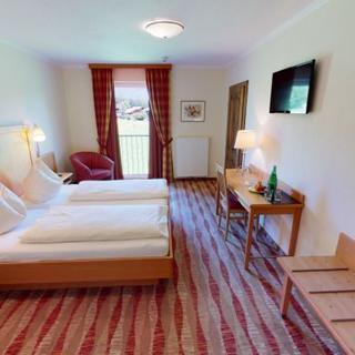 Hotel Gasthof Wiesenhof - Wohlfühlzimmer - Abersee