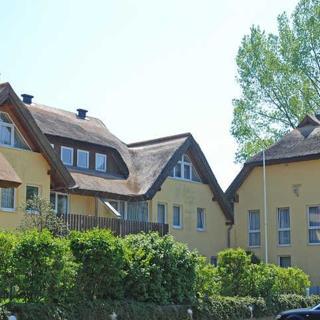 Strandhaus Lobbe  F545 WG 3 im Erdgeschoss mit Wintergarten - Strandhaus Lobbe WG 03 - Lobbe