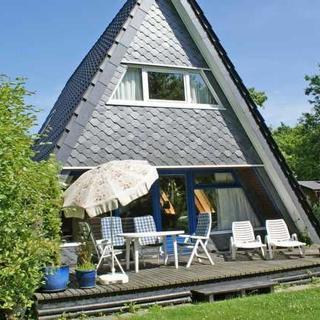 Zeltdachhaus - für bis zu 6 Personen - Zeltdachhaus in sonniger Lage - Damp
