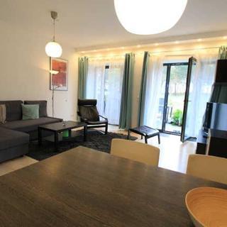 """Strandresidenz Appartement Krickente A05 in Prora - Appartement """"A05"""" 60 m² bis 3 Erw. + 1 Kleinkind (bis 3 J.) - Prora"""