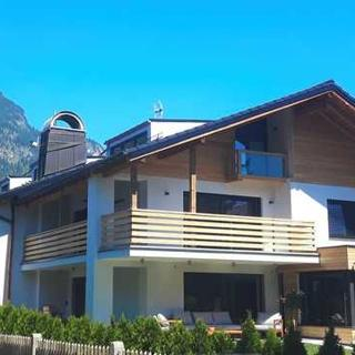 Kandahar Lodge - 2 Zimmer Appartment Schlafzimmer und Wohn- Essbereich (a) - Garmisch-Partenkirchen
