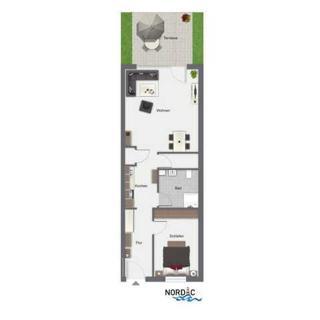 Papillon Wohnung 15-2 - Pap/15-2 Papillon Wohnung 15-2 - Boltenhagen