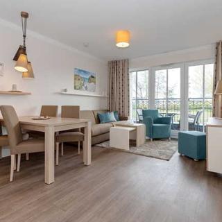 Aparthotel Waterkant Suites 0-13 - bews0-13 Aparthotel Waterkant Suites 0-13 - Börgerende-Rethwisch