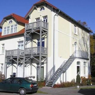 """Appartements in Kühlungsborn-West - (101) 2- Raum- Appartement """"Villa Glück Auf""""-Neue Reihe 112 - Kühlungsborn"""