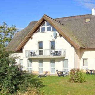 Strandhaus Mönchgut Bed&Breakfast - HSM37 - Doppelzimmer mit Frühstück, WLan kostenfrei - Lobbe
