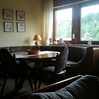 Ferienhaus Raabe - Ferienwohnung oben - Birresborn