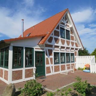 Premium-Ferienhaus Elbstar im Feriendorf Altes Land - Hollern-Twielenfleth