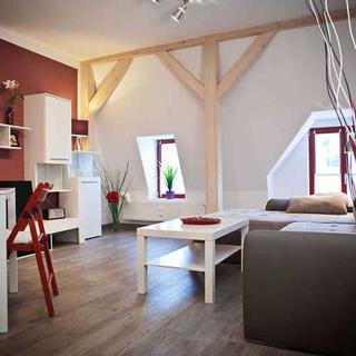 Gohr- Ferienwohnungen - Quartier Altstadtblick (1,3,5) - Stralsund