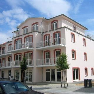 Appartements in Kühlungsborn-West - (108) 2- Raum- Appartement-Hermannstraße 20 A - Kühlungsborn