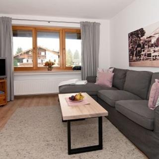 Ferienwohnungen Trinkl - mit Hotelservice - 3-Raum mit Bergblick, Haus Südseite - Bad Wiessee