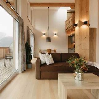 Apart33 by Apart4You - Panorama Apart Grimming mit Sauna - Haus im Ennstal