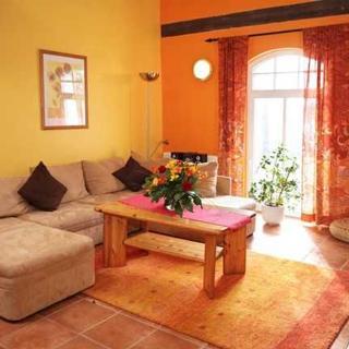 Ferien am Schloss Duckwitz - Wohnung 4 - der Hund - Duckwitz