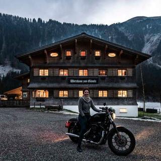 Hotel Wirtshaus zum Gämsle - St. Hubertus Suite - Schoppernau