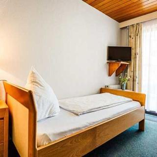 Hotel Quellenhof Bad Breisig - Einzelzimmer - Bad Breisig