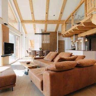 Apart33 by Apart4You - Penthouse Dachstein mit Sauna - Haus im Ennstal