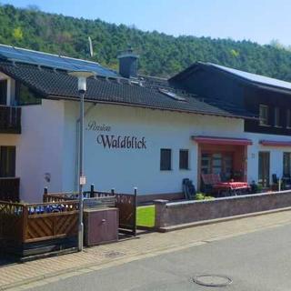 Pension Waldblick - Dreibettzimmer - Höchst