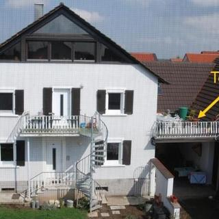 Ferienwohnung Heitzler - Ferienwohnung 100qm 4 Zimmer Terasse 25qm - Kappel-Grafenhausen