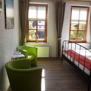Pension Harzer Winkel SORGENFREI BUCHEN * - Doppelzimmer - Bad Sachsa