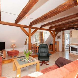Haus Louise **** in Putbus   WE13333 - Fewo Fürst Malte *** mit Balkon - Putbus