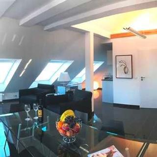 Dünenblick Apartments - Appartement DG Studio/Loft Seeseite - Helgoland
