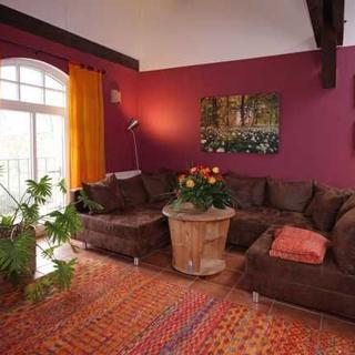 Ferien am Schloss Duckwitz - Wohnung 5 - der Hahn - Duckwitz