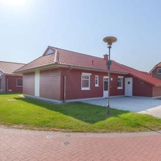 Haus Klipper II - Nordseebad Burhave - Klipper II (Sauna / Kamin, Gäste-WC) - PG VI - Burhave