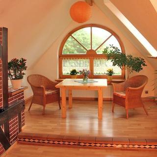 romantische Ferienwohnungen im Altbauernhaus - Ferienwohnung groß - Hohendorf