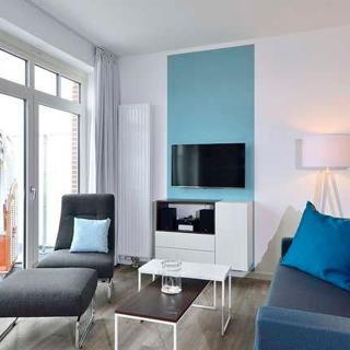 Aparthotel Anna Düne 1-14 - waah1-14 Aparthotel Anna Düne 1-14 - Wangerooge